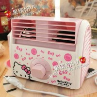 Kipas Angin Model AC Hello Kitty