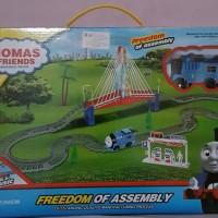 mainan track kereta api thomas & friends rel 30 cm x 101 cm