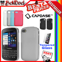 [PAKET] Softcase Ultraslim Case Blackberry Q10 | FREE TEMPERED GLASS
