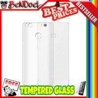 harga [paket] Softcase Ultrathin Case Xiomi Mi4s / Mi 4s Free Tempered Glass Tokopedia.com