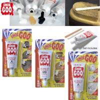 ID 10701 Shoe repair adhesive : Shoe Goo Original / lem sepatu / kulit