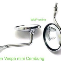 harga Spion Vespa Mini Cembung Besi / Scoopy Bulat Tokopedia.com