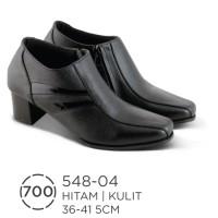 Sepatu Heels Kulit Wanita Azzurra ( 548-04 )
