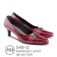 Sepatu Heels Wanita / Seoatu Formal Wanita Azzurra ( 548-12 )