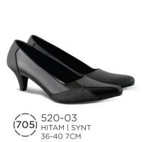 Sepatu Heels Wanita / Seoatu Formal Wanita Azzurra ( 520-03 )