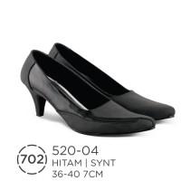 Sepatu Heels Wanita / Seoatu Formal Wanita Azzurra ( 520-04 )