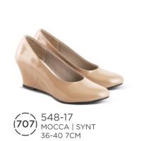 Sepatu Wedges Wanita / Sepatu Formal Wanita Azzurra ( 548-17 )