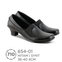Sepatu Heels Wanita / Sepatu Formal Wanita Azzurra ( 654-01 )