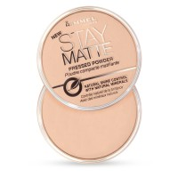 Rimmel Stay Matte Powder Transparant