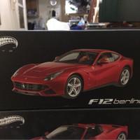 Hotwheels elite 1:18 Ferrari F12