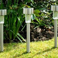 Lampu Taman Solar Mini LV (Tanpa Listrik) Tenaga Surya Unik Murah