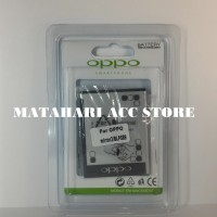 Batre Battery Baterai Oppo R3001/ Blp589/ Mirror 3/ Joy 3 Original