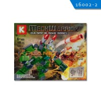 Block Lego MechWarrior Raid 148 pcs Dus