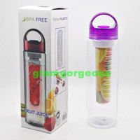 Jual Tritan bottle Infused fruit water bpa free Murah