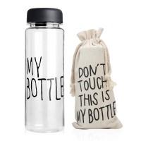 Jual my bottle/infused water/botol minum bahan plastik tritan Murah