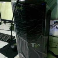 Rakitan PC Gaming ultra setting intel i3 4170 haswell + Rx 470 Gb