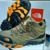 Sepatu The North Face TNF hiking Boots Import Made in Vietnam