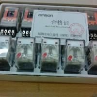 omron RELAY MY4N-GS+lampu led 220V/relay 14pin 220v omron/@NEW OMRON