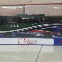 Miniatur Bis Murah Po ALS / Paper Bus Murah