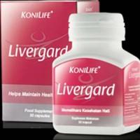 Konilife Livergard 30 kaps