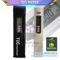 Alat Ukur Hidroponik - TDS meter 3 (Hitung PPM Nutrisi)