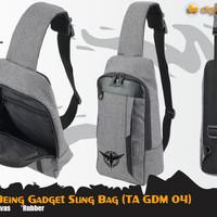 Celestial Being Gadget Sling Bag (Tas Gundam - TA GDM 04)