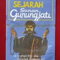 Buku Sejarah Sunan Gunung Jati