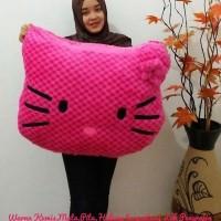 Jual Boneka Bantal Kepala Hello Kitty Jumbo Murah