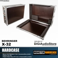 Behringer X32 Digital Audio Mixer Hardcase / Flightcase / Hard Case