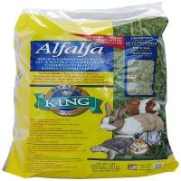 Alfalfa King Alfalfa Hay 4lbs Real Pack Kemasan Asli Rumput Kering