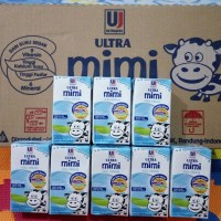 Jual Susu ultra mimi full cream Murah