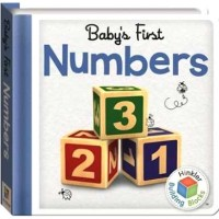 Baby's First Numbers Board Book