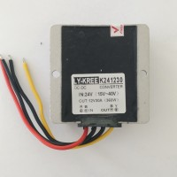 Konverter/Inverter - 24V To 12V DC Step Down - 30A