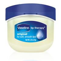 VASELINE Lip Therapy Lip Balm, Original 0.25 oz (7 g)