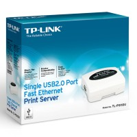 TPLINK TL-PS110U Print Server Single USB