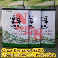 Baterai Cross Evercoss A200 A5 Double Power Protection