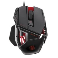 Mad Catz PC MCZ R.A.T.3 ( rat 3 ) Mouse Gaming - Gloss Black