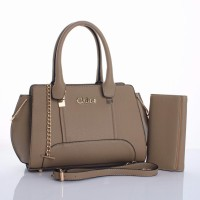 Tas Chloe Basic Top Handle APRICOT Semi Premium Sale 163