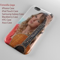 taylor swift with guitar Hard case Iphone case, all HP
