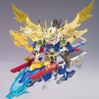 BB Sangokuden 046 - Shin Ryusou Ryuubi Gundam