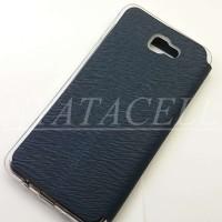 Flipcase Ume Classic Stand Samsung J7 Prime 2016 Flip Case Cover