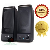 Genius Speaker U120 USB Original