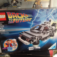 lego back to the future 21103