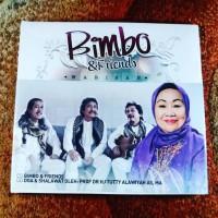 CD Bimbo & Friends - Warisan + Doa & Shalawat Hj Tutty Alawiyah 2CD