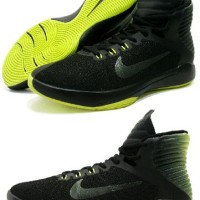 SEPATU BASKET NIKE PRIME HYPE BASKET BLACK GREEN PREMIUM IMPORT 41-46