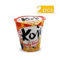 Koji Potato Sticks Barbeque 50 Gr (2 Pcs)