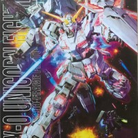 Gundam RX-0 Unicorn Fighter OVA MG 1/100 Daban Model
