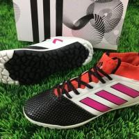 sepatu futsal adidas ace 17.3 primemesh putih turf grade ori import