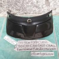 harga Pet Helm/topi Helm Clasic Honda C50-c70-c700-s90z-benly-cg-cb-gl100 Tokopedia.com