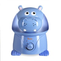 Crane USA Adorables Violet the Hippo Air Humidifier